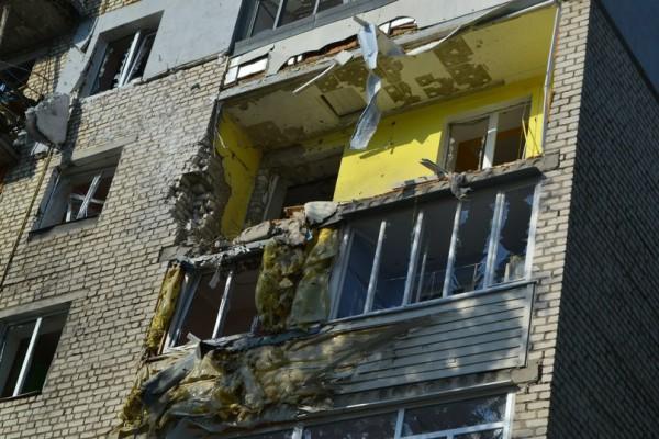 ЛНР: В Луганске в результате обстрела погибли 19 мирных жителей