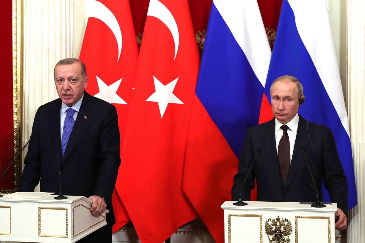 Der Spiegel: Перемирие Эрдогана и Путина временное - война между РФ и Турцией неизбежна