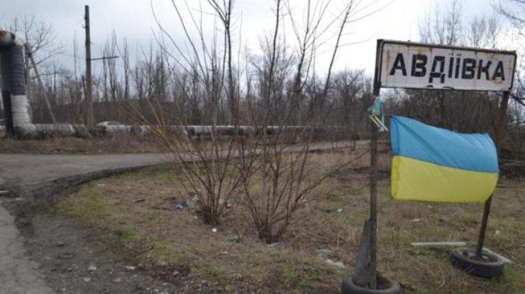 Боевики опубликовали видео обстрела украинских позиций в районе Авдеевки: снаряды падали возле жилых домов