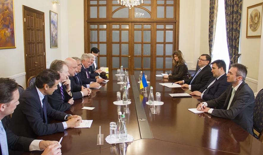 Климкин: ПАСЕ следует усилить давление на Россию для прекращения агрессии в Крыму и на Донбассе