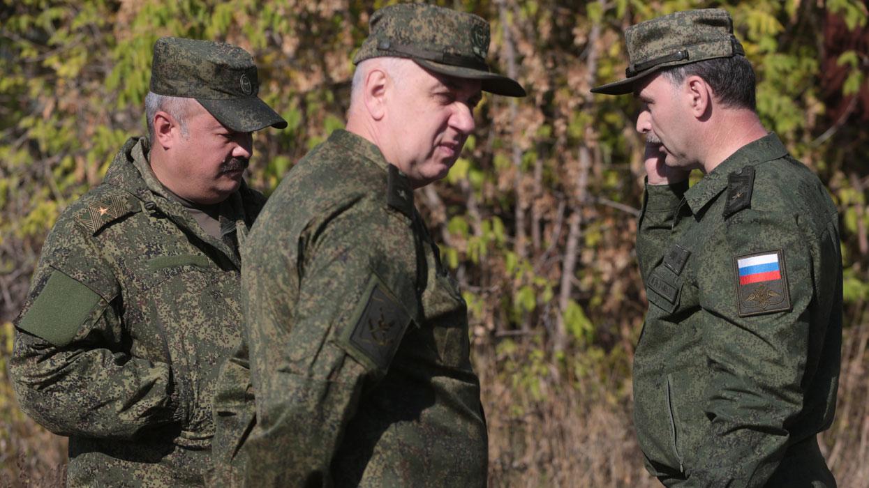 В ВС Украины назвали причину, по которой Россия ушла из СЦКК