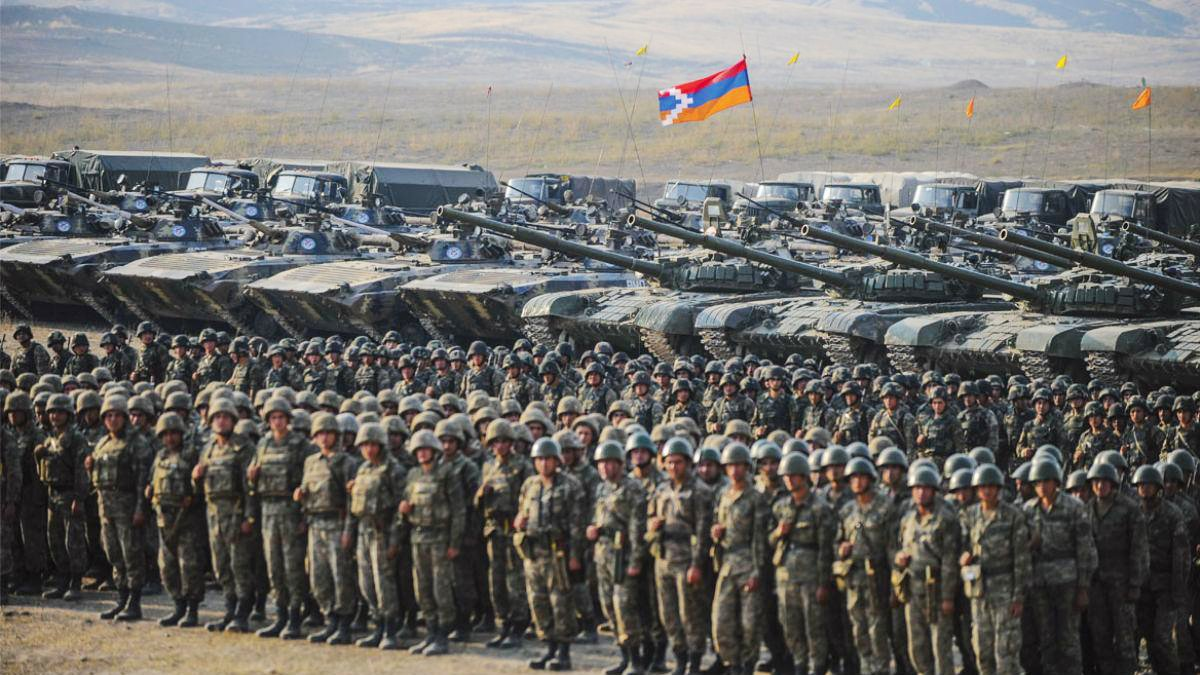 """Армения признала провал в Шуши и призвала к главному бою: """"Враг находится на подступах к Степанакерту"""""""