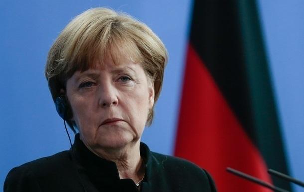 Ангела Меркель: Украина вольна присоединиться к Таможенному союзу