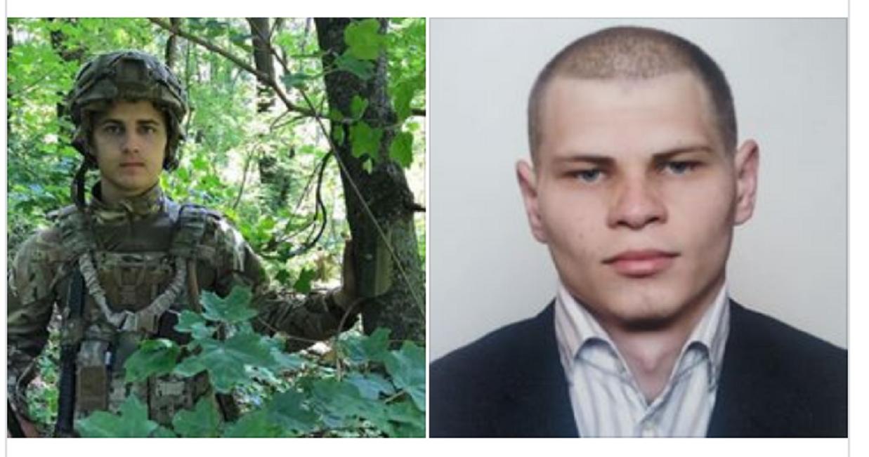 На Донбассе погибли 19-летний Никита Скитченко и 22-летний Семен Румыгин: фото бойцов 25-й ДШБ