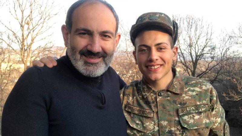 """Пашинян обратился с громким заявлением к Алиеву: """"Готов обменять своего сына на армянских военнопленных"""""""