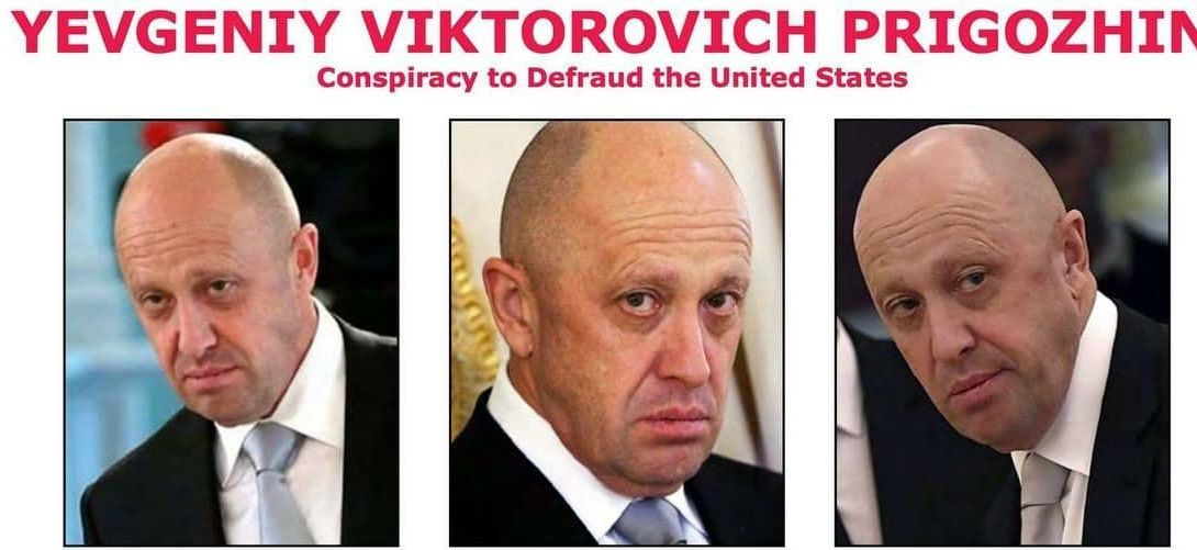 """ФБР объявило в розыск """"повара Путина"""": за Пригожина обещано крупное вознаграждение – что известно"""