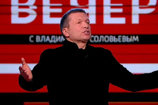 новости, Владимир Соловьев, Украина, Донбасс, Россия, захват, план