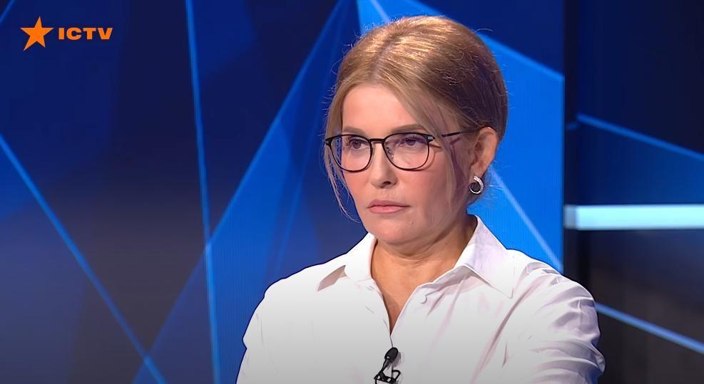 """""""Юлия Тимошенко потерпела фиаско"""", – Лещенко"""