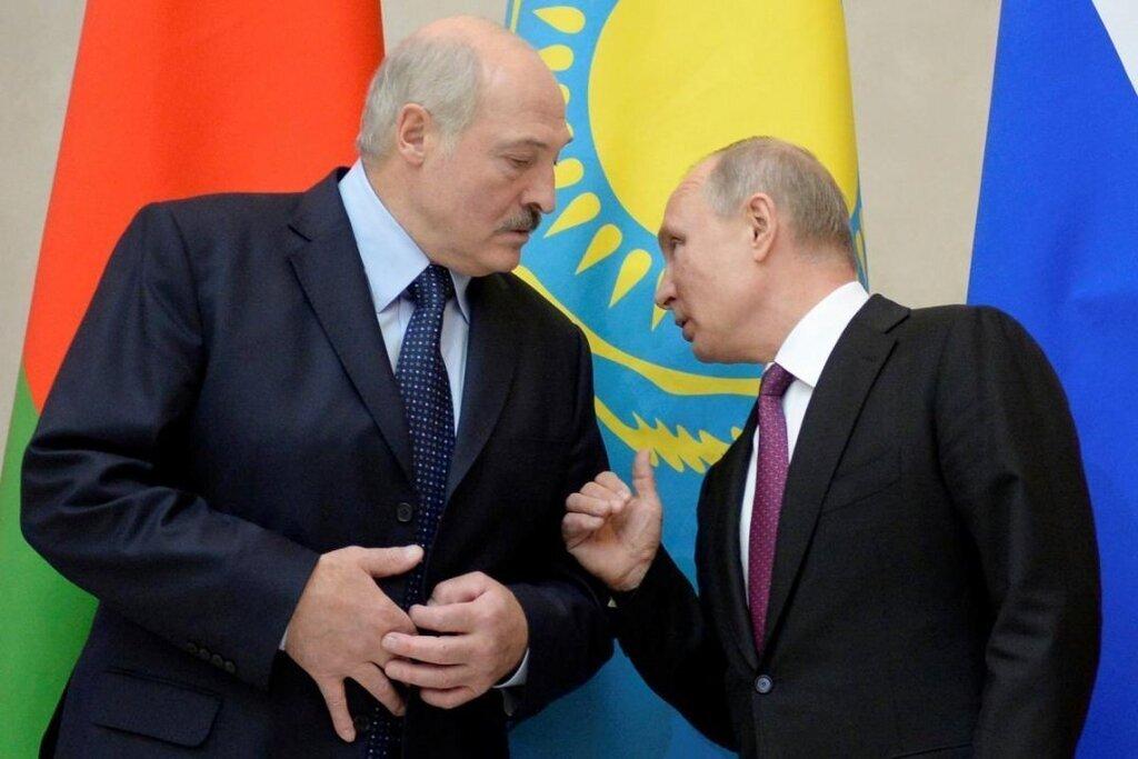 Беларусь, Россия, Слияние, Поглощение, Лукашенко, Путин, Политика, Кремль