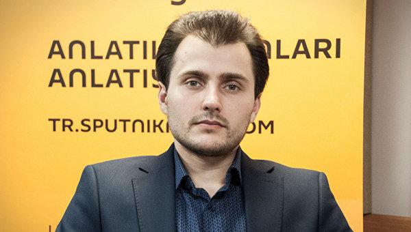 Посольство России в Турции: мы выясним, почему турецкие власти так жестоко наказали редактора Sputnik Керимова