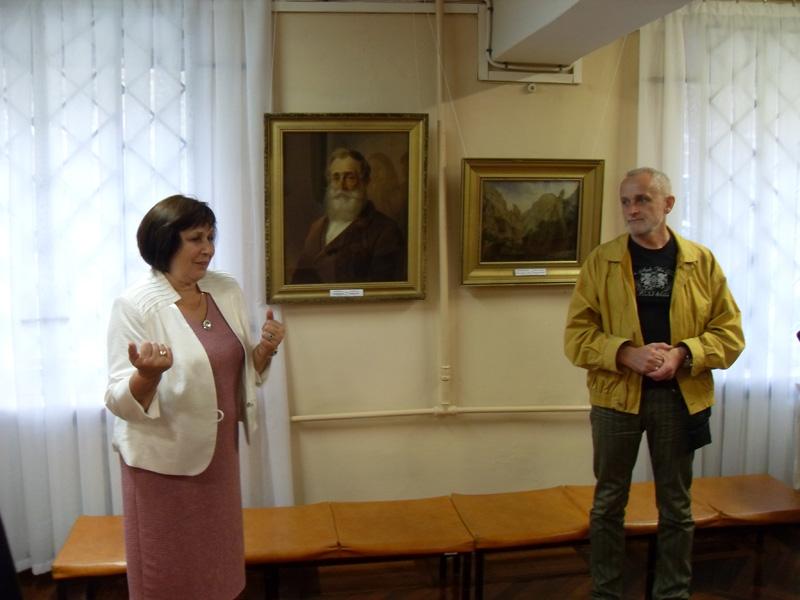 В Горловском музее под угрозой уничтожения 28 картин Рериха