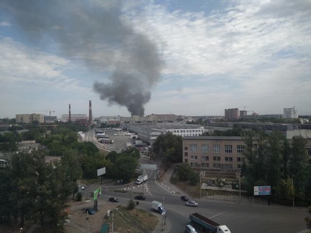Россия горит: стало известно о крупном пожаре на юге РФ – подробности и кадры