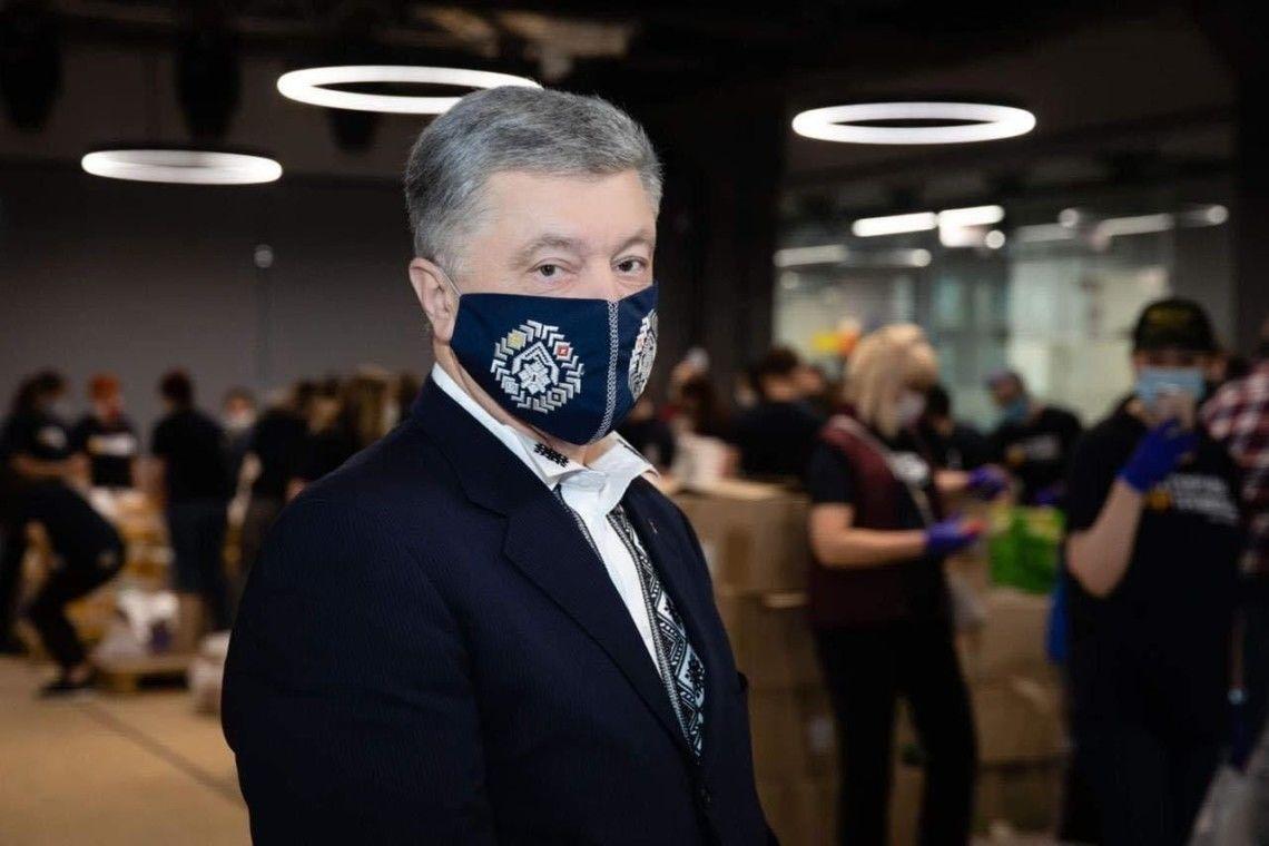 """Порошенко: """"Путин не отказал себе в удовольствии плюнуть в глаза сторонников политики умиротворения агрессора"""""""