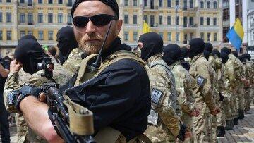 Мосийчук: батальон «Азов» занял Новый Свет