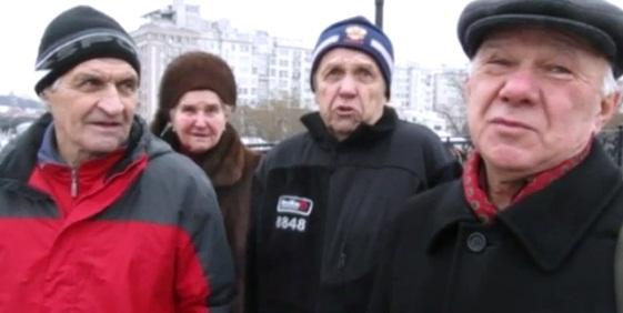 Москвичи - об отмене виз в ЕС для украинцев