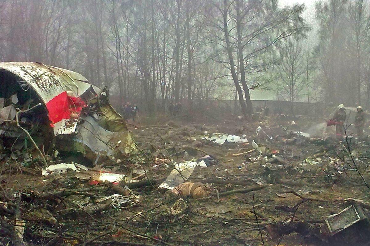 """""""Был взрыв"""", - Польша назвала причину крушения Ту-154М с президентом Качиньским, Россия скрыла правду"""