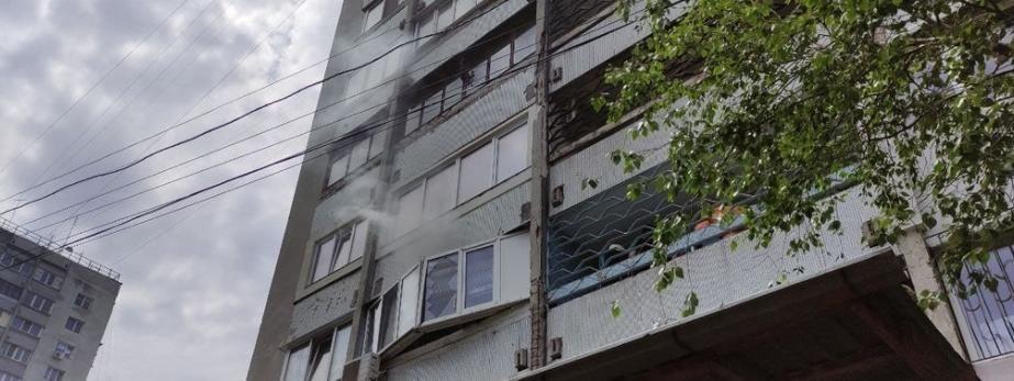 В одесской многоэтажке прогремел сильный взрыв: окна вылетали из дома