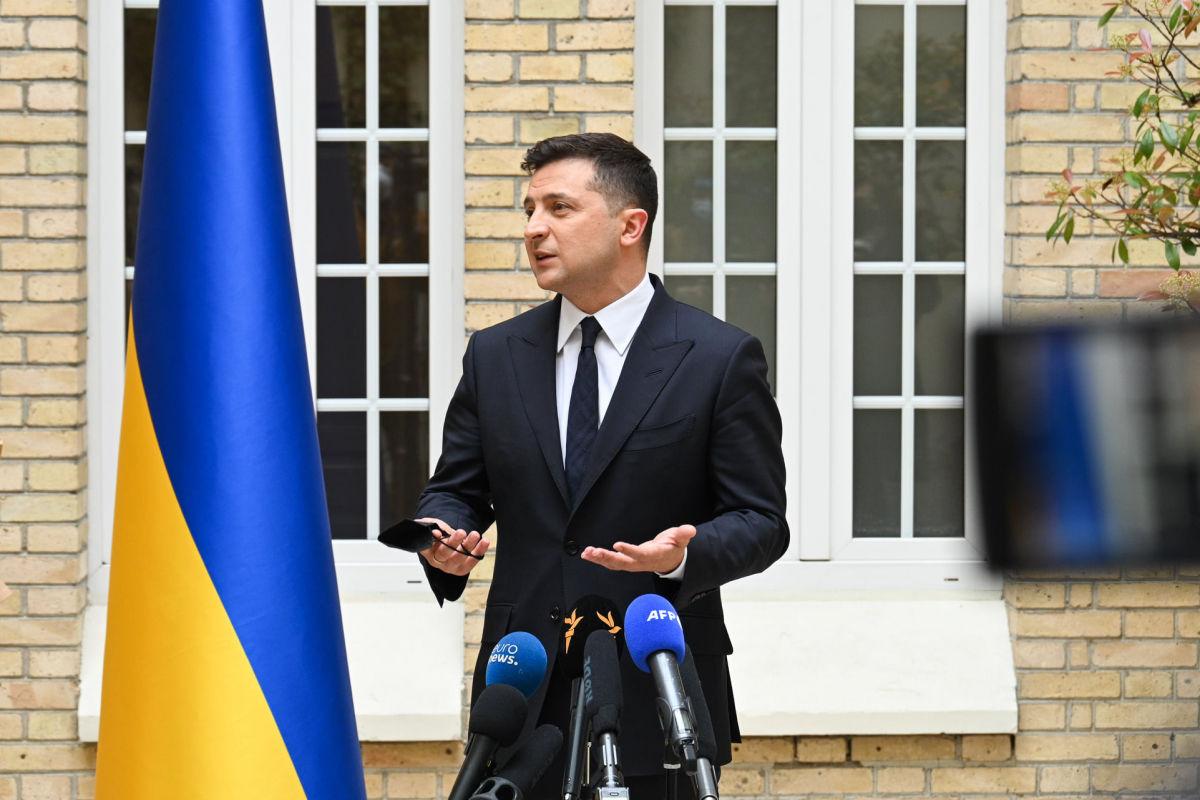 """Зеленский: """"В июне на саммите НАТО мы узнаем, кто поддерживает Украину"""""""