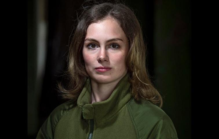 новости, война, Донбасс, Авдеевка, волонтер, мощная речь, сильное обращение, Алина Косовская