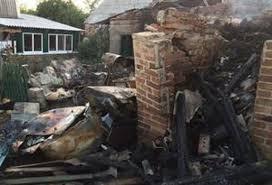 Снаряды повредили жилые дома в Донецке