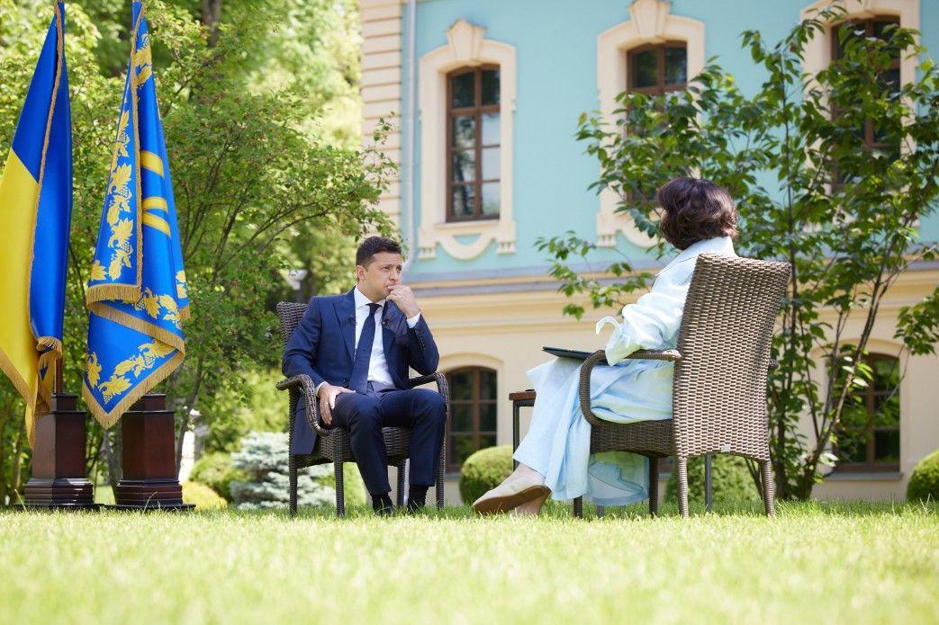 """Зеленский назвал тему, которую не будет обсуждать с Кремлем: """"Это не вопрос общения с Россией"""""""