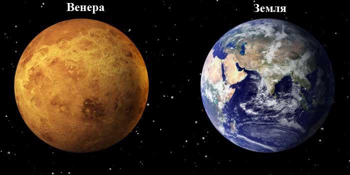 Схожесть Венеры и Земли: новые исследование прольют свет на существовании жизни на далекой планете