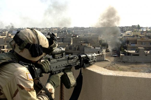 США готовятся начать освободительную антитеррористическую операцию в Ираке против ИГИЛ