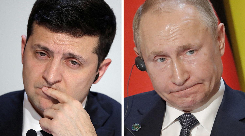 Встреча Путина и Зеленского: в Кремле раскрыли детали переговоров