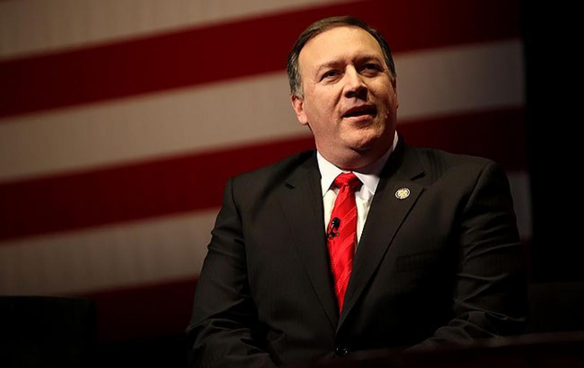 Майк Помпео, Госдеп, США, Госсекретарь, Иран, Ирак, Тегеран, Вашингтон, Предостережение, Месть, Сулеймани
