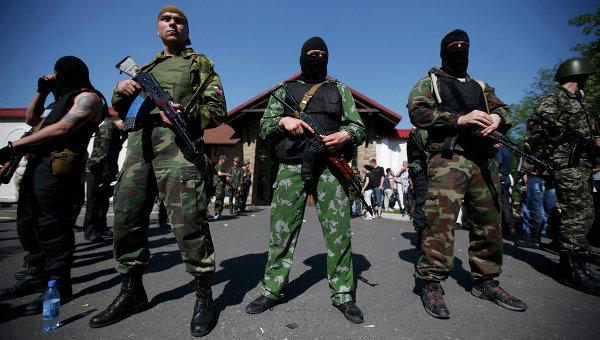 снбо, оружие, амнистия, ополченцы, перемирие
