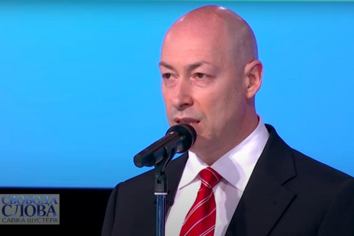 """Гордон резко обратился к Геращенко и получил ответ: """"С Гиркиным он говорил без хамства"""", видео"""