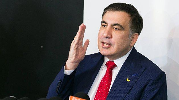 михаил саакашвили, рук нових сил, партия, выборы в украине, цик, верховная рада, досрочные выборы