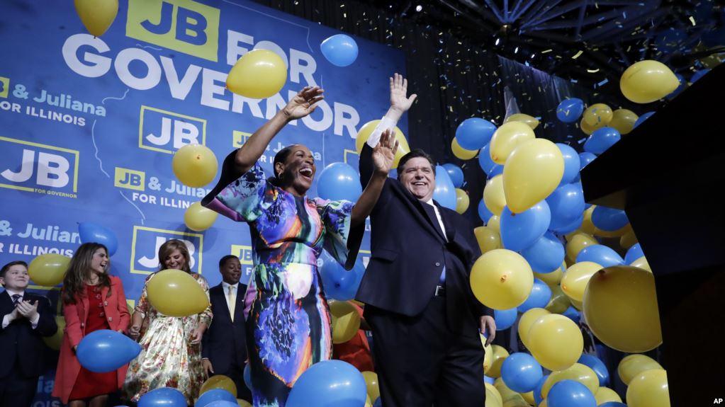 Выборы в США: в двух штатах губернаторами избраны американцы украинского происхождения - кадры