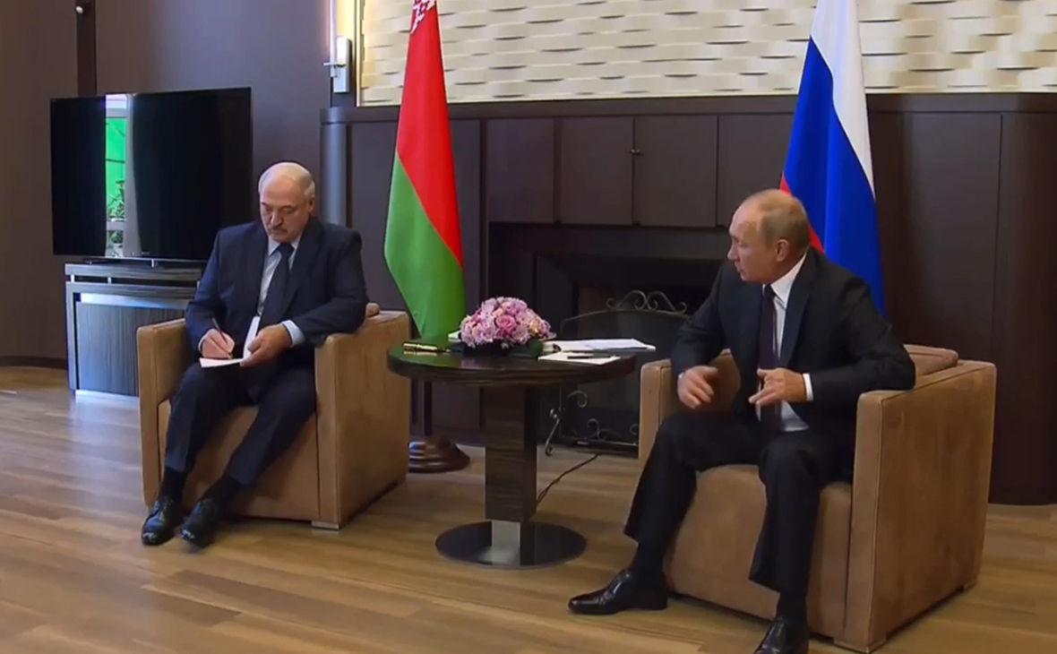 Путин и Лукашенко задумали совместный план противостояния Западу