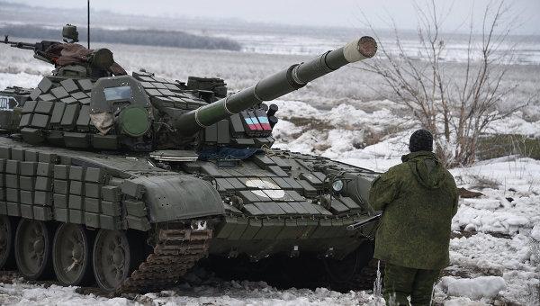ДНР: мы можем сейчас же прекратить огонь в Дебальцево