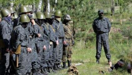 """Сегодня батальон """"Сич"""" отправится в зону АТО"""