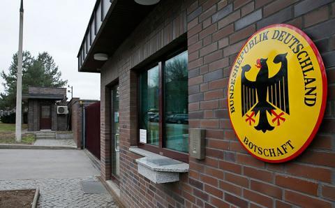 турция, посольство, германия, генконсульство, анкара, теракт, общество, терроризм, дипломаты, мид