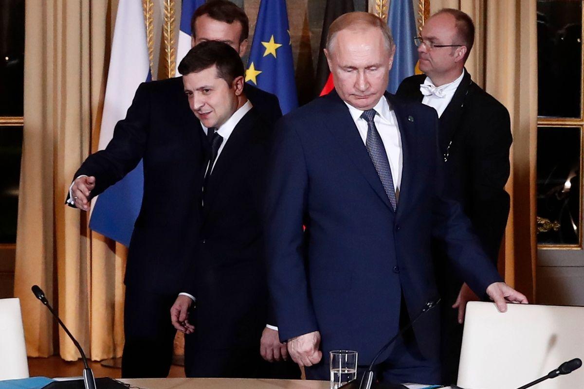 """Зеленский готовит переговоры с Путиным из-за эскалации: """"Планы есть"""""""