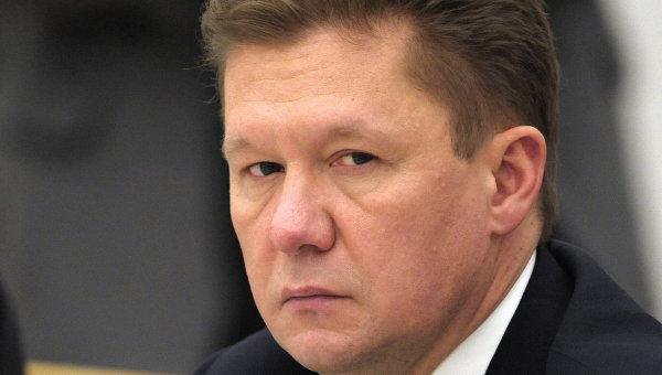 """""""Газпром"""" уверен в неспособности Украины закачать нужный объем газа до зимы"""