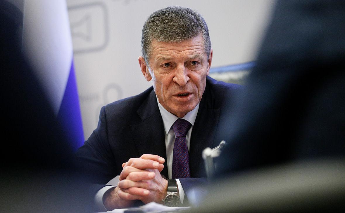 Козак в Женеве ответил на вопрос о будущем Украины после саммита Байден – Путин