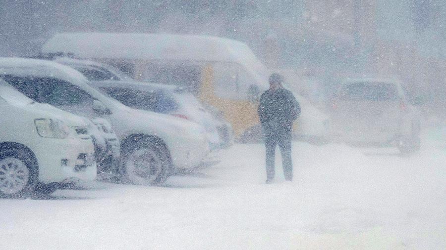 На Украину надвигается снежная буря: синоптики сообщили, какие области завалит снегом