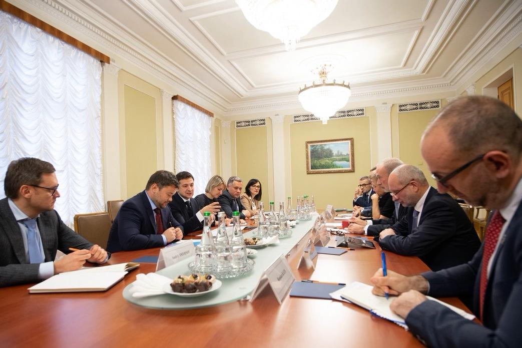 зеленский, богдан, G7, коломойский, суд, реформа, встреча
