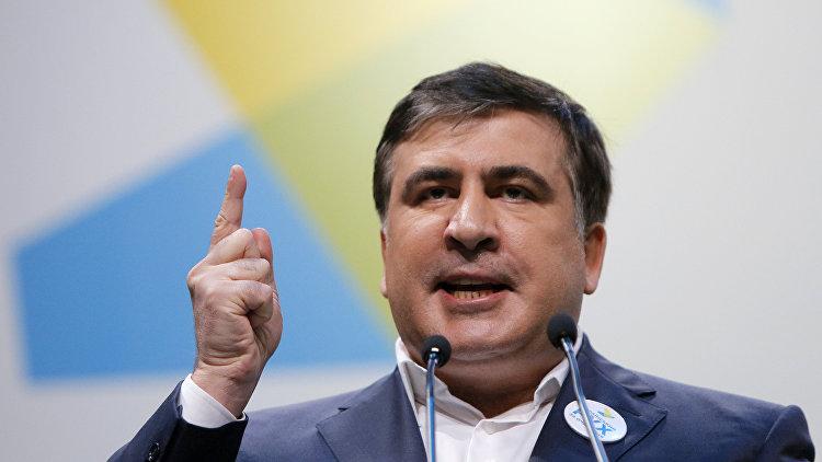 Саакашвили готовится к выборам в 2017 году: политик заявил об объединении демократических сил