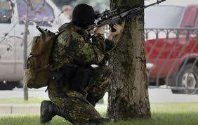 В Донецке всю ночь обстреливали Петровский район