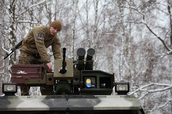 """Бойцы """"Айдара"""" и Нацгвардии вплотную подошли к границе с Россией, - нардеп"""