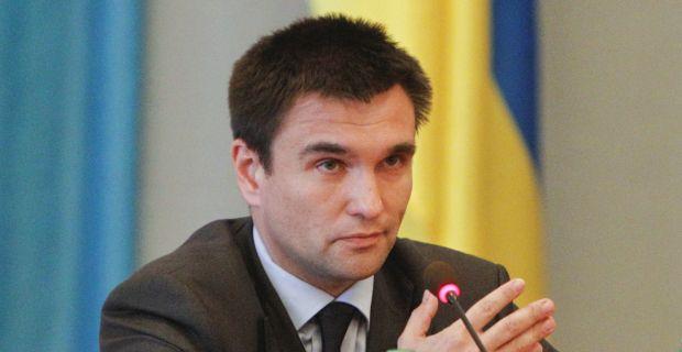 Павел Климкин: Порошенко на высокопрофессиональном уровне провел переговоры с Путиным