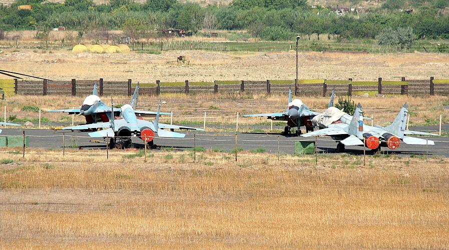 Россия авиацией собирается бомбить Турцию: российские истребители с авиабазы в Армении уже готовы терроризировать регион