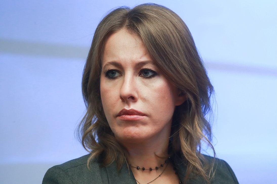 Жена Богомолова Ксения Собчак попала в смертельное ДТП по дороге в Красную Поляну