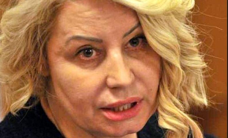Анна Герман скинула маскировку и начала открыто работать на Кремль - кадры