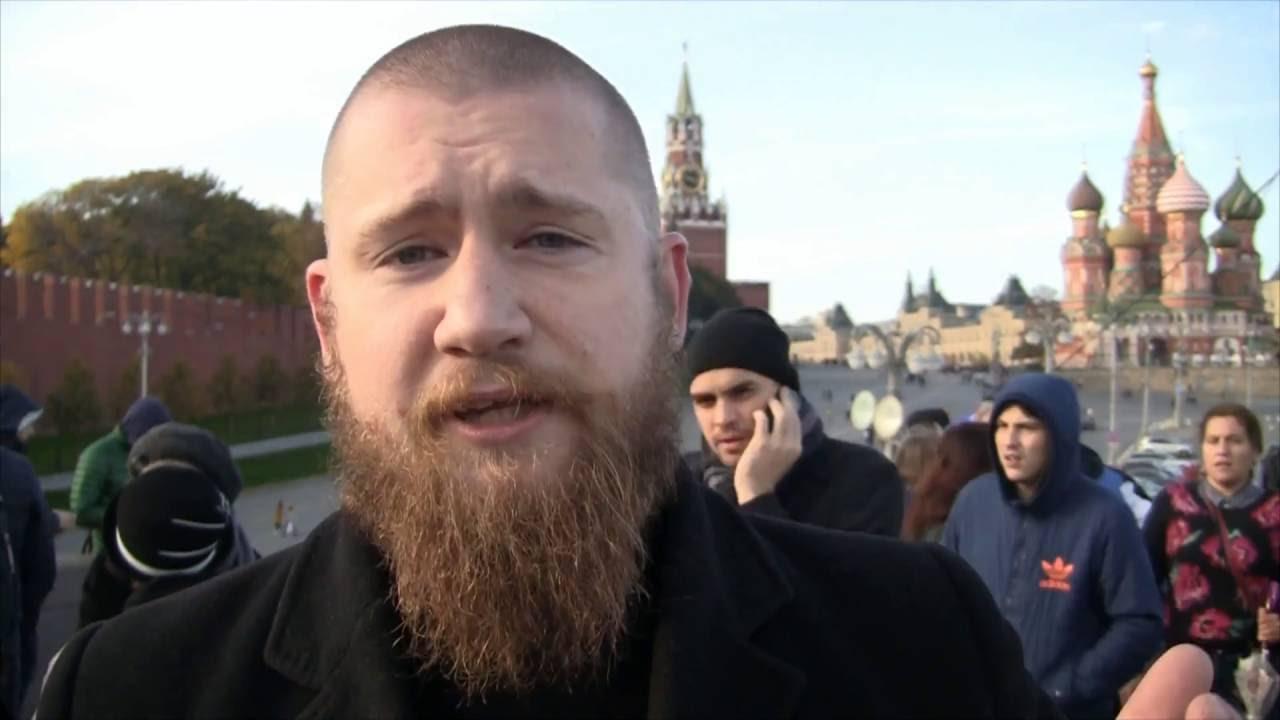 Украина дала убежище одиозному российскому оппозиционеру Белецкому